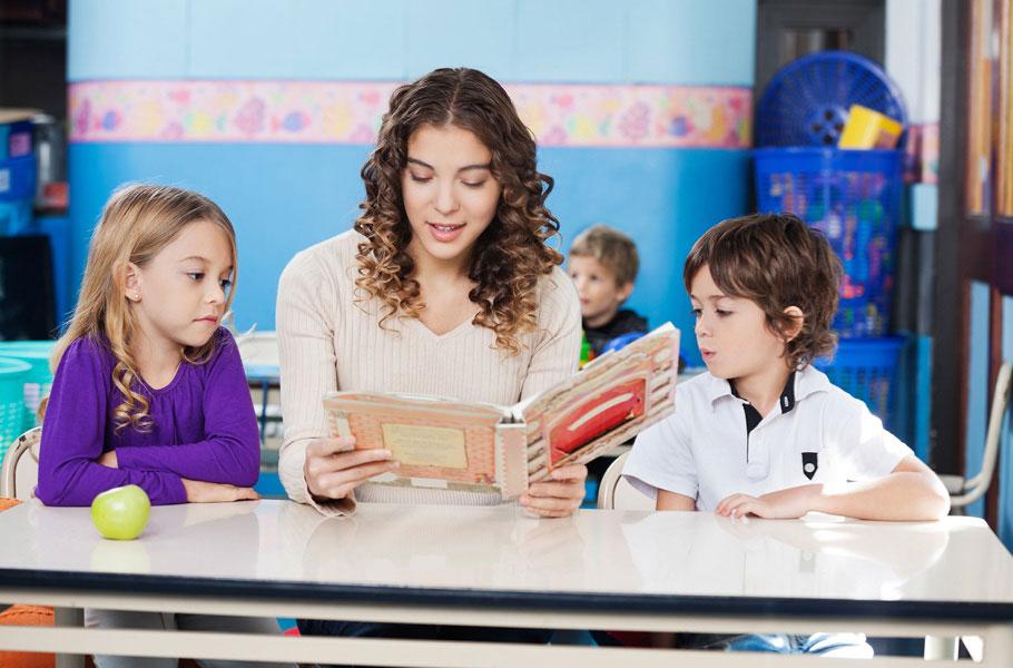 Elementary School Tutoring